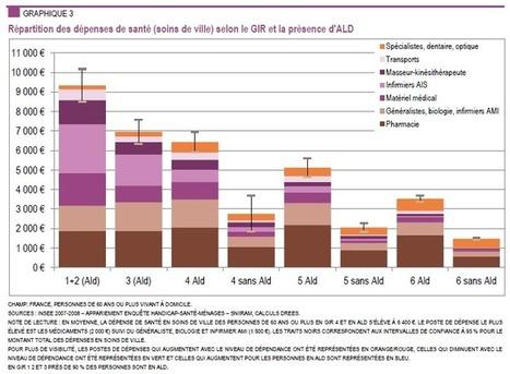 Santé : 600 € de frais restent à la charge des seniors dépendants ... | Seniors | Scoop.it