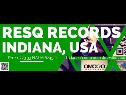 @OmogoReloaded is now on @TalentWatch_net, a place where #musicmakers worldwide get real #exposure. http://bit.ly/talentwatch. | ResQ Records | Midwest Music and Entertainment, Indiana | Scoop.it