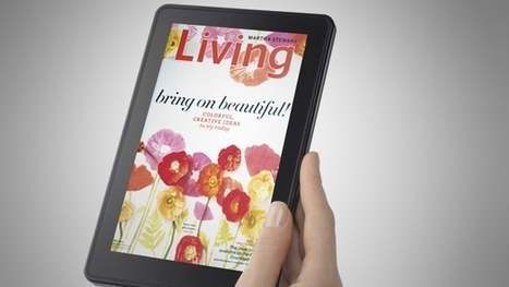 Tablets: Magazines Pull Back on Bells and Whistles | Adweek | Public Relations & Social Media Insight | Scoop.it