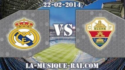 Regarder Le Match Real Madrid Vs Elche Cf En Direct | Algerie musique | Scoop.it