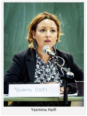 Yasmina Haifi tient tête au lobby sioniste aux Pays Bas, et gagne. | Autres Vérités | Scoop.it