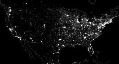 Tweets in the US | Special Purpose Maps | Scoop.it