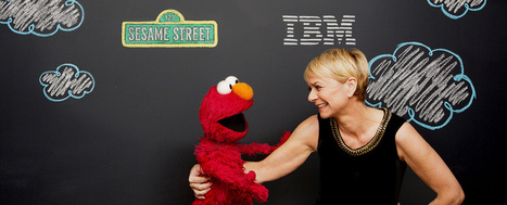 To Tackle Early Childhood Education, Sesame Street Finds a Smart Friend: IBM Watson (EdSurge News) | Using Technology to Transform Learning | Scoop.it