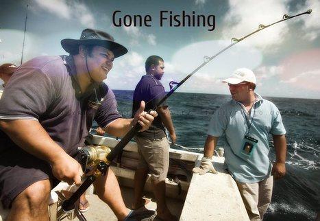 How to Go Fishing in Islamorada, Florida | Hooked Up Isla Morada | Scoop.it