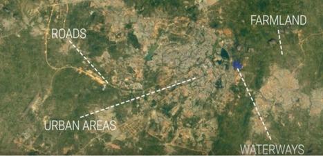 Satellites et algorithme pour prédire la pauvreté   Outils cartographiques   Scoop.it
