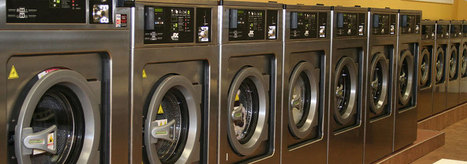 Credit Card & Coin operated washing and drying machines | Laundry washer and dryer | Brendon64 | Scoop.it