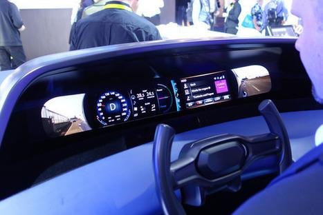 CES 2016 : Les meilleures technologies automobiles du salon - Le Monde Informatique | AllMyTech | Scoop.it