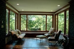 How Sunrooms Improve the Aesthetics of Your Home | 3 season sunrooms | Scoop.it