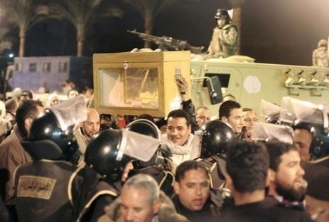 Egypt Islamist parties the big winners in second round of voting | Égypt-actus | Scoop.it