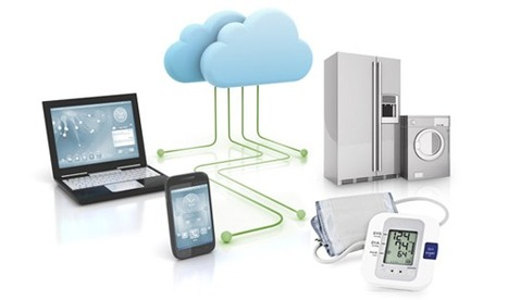 Building The Industrial Cloud: The Immediate Future of M2M Technology | Collaboration | Scoop.it