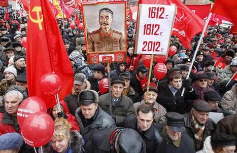 60 percent of Russians want communism back | AP comparative | Scoop.it