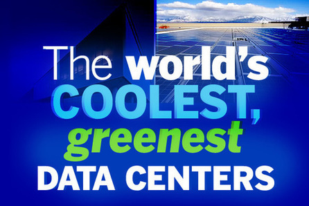 10 of the world's coolest, greenest data centers | NIC: Network, Information, and Computer | Scoop.it