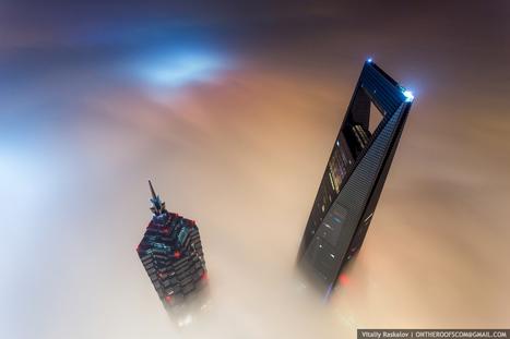 GRATTE-CIEL – Expédition secrète en haut de la plus haute tour de Chine | Les gratte-ciel | Scoop.it