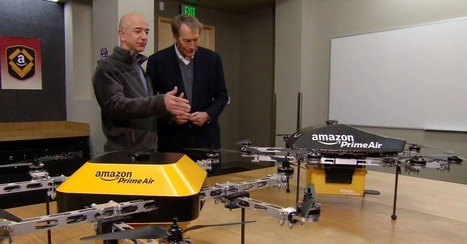 "FAA Rules Could Ground Amazon's Drone Plans | L'impresa ""mobile"" 