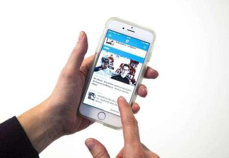 Senaste nyheterna direkt via mobil eller surfplatta – premiär för ST-appen | Tablet i undervisningen | Scoop.it