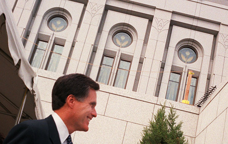 Latter-Day Politics: Can We Talk about Mormonism Now? | LDS | Scoop.it