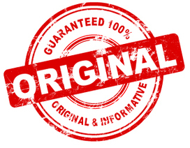 What is the meaning of Original content for Bloggers? | Blogging | Scoop.it