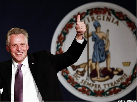 Va. Gov. McAuliffe Sworn In, Signs Nondiscrimination Order   Sex Positive   Scoop.it