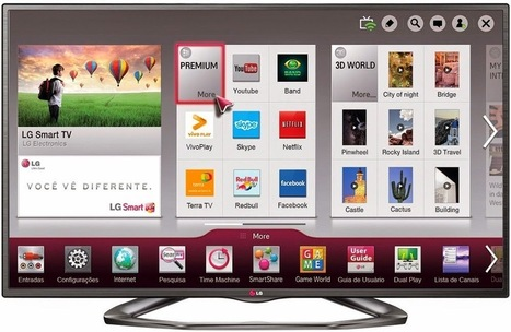 LG opening up WebOS, Smart TV winning raves | Tracktec | Tracktec | Scoop.it