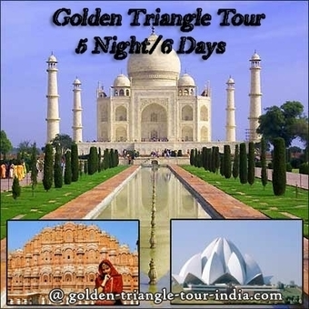 Walk Around the India's Multipal Tourist Destinations with Golden ... | Kashmir Tour Packages | Scoop.it
