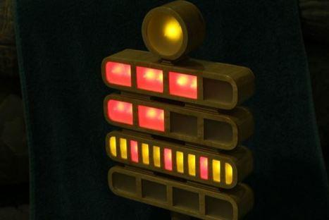 Light Duty Timekeeping: Arduino Berlin Clock   Arduino Focus   Scoop.it