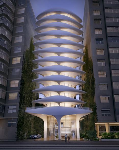 Zaha Hadid comenzará construcción de su primer proyecto en Brasil | retail and design | Scoop.it