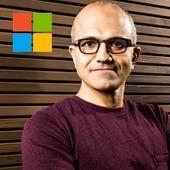 Satya Nadella - Microsoft's CEO | Innovative Technology | Scoop.it