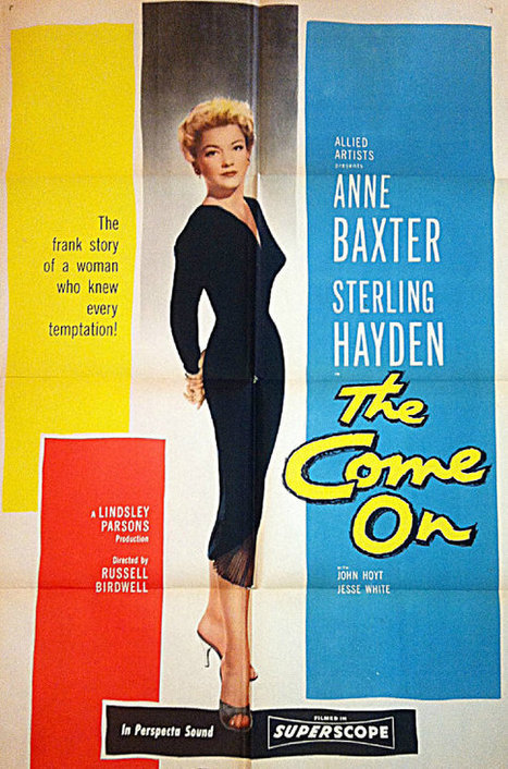 1956 Movie Poster | Antiques & Vintage Collectibles | Scoop.it