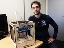 Club impression 3D - Inria   Robotique & Intelligence artificielle   Scoop.it