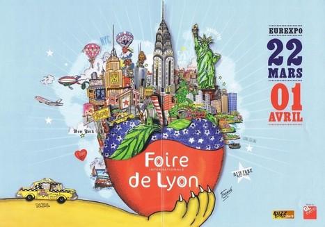 Buzzmag shop en direct de la Foire International de Lyon 2013- du 22 mars au 01 avril | Rap , RNB , culture urbaine et buzz | Scoop.it