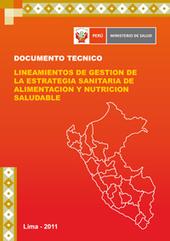 gestion de estrategia sanitaria de alimentacion y nutricion | Nutrición 2.0 | Scoop.it