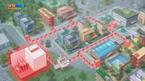 [innovation] Chauffage : le data center, une nouvelle source de chaleur (+vidéo) | Immobilier 2015 | Scoop.it