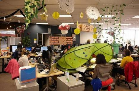 Creative Office Spaces Breed Productivity | Marketing Blog |Marketing Agency| Healthcare Marketing | PR Marketing Firm| Medical Marketing | Medical Practice Consulting at Quaintise | Marketing Agency Arizona, Phoenix, Scottsdale | Scoop.it
