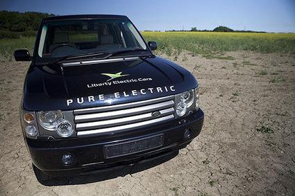 El coche eléctrico que promete una autonomía de 1.600 km para 2014   LOS 40 SON NUESTROS   Scoop.it