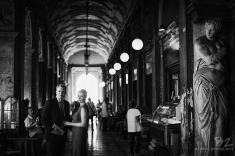 Pieter + Sian, matrimonio a Venezia | Barbara Zanon Photography | Scoop.it
