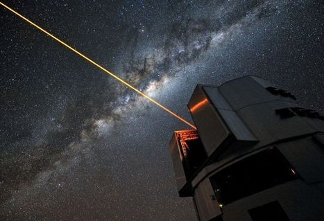 """""""Detection of Laser Light May Signal Presence of Alien Technological Civilizations"""" (Today's Most Popular) 