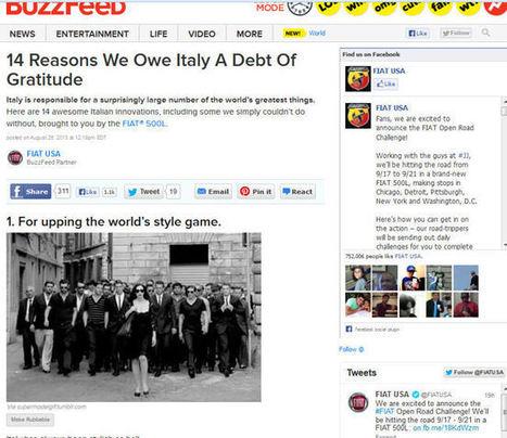 Buzzfeed : la nouvelle pépite du Web qui veut ringardiser les médias | Le web 2.0 ! | Scoop.it