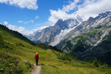 Address Your Stress: 4 Ways to Make Walking Work for You | Fit and Fine | Scoop.it