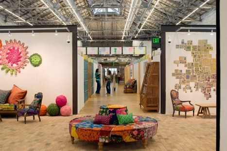 Most Extraordinary and Cool Workspaces.   Emotional Intelligence   Scoop.it