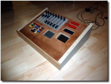 Arduino-controlled MIDI sequencer | Arduino, Netduino, Rasperry Pi! | Scoop.it