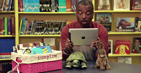 $1 Million in 1 Day: 'Reading Rainbow' Kickstarter Earns Pot of Gold | Components of Media Psychology | Scoop.it