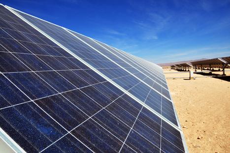 Otros 186,3 MW de energías renovables en Chile: eólica, termosolar y energía solar fotovoltaica | ECOSALUD | Scoop.it