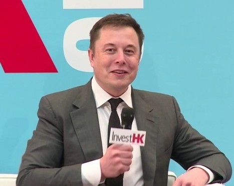 Elon Musk wants to take a space trip by 2021 | The NewSpace Daily | Scoop.it