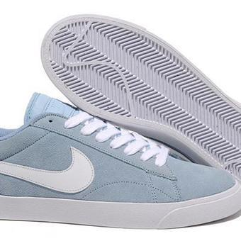 Amazing price Blue Nike Blazers Men Cheap UK Blue Shoes Uk Free Shipping Get Authentic | Nike Blazer Pas Cher | Scoop.it