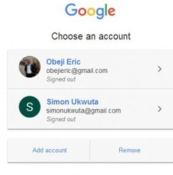 How to login to Gmail Account and Logout another account | MOBILE SOLUTION GATEWAY | Scoop.it