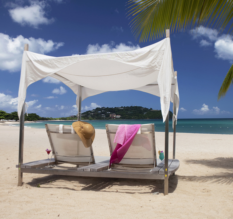 Sun Therapy at Rendezvous | St. Lucia | Scoop.it