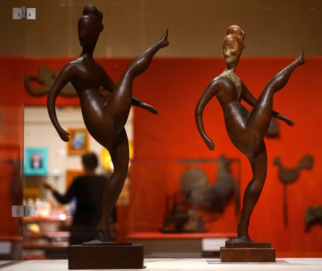 3 Exhibitions Where Art Melds With Dance   The Art of Dance   Scoop.it