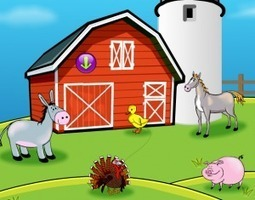 Spanish Farm Animals – Nine Activities from OnlineFreeSpanish » Spanish Playground | spanish farm | Scoop.it