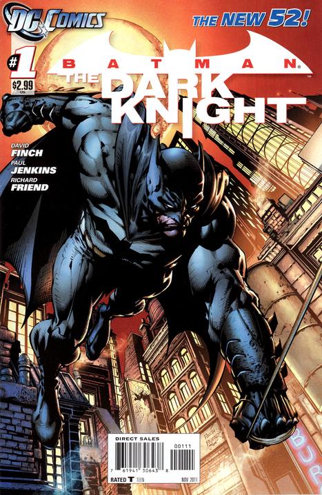 NOVELIST GREGG HURWITZ JOINS BATMAN: THE DARK KNIGHT CREATIVE TEAM | Comic Books | Scoop.it