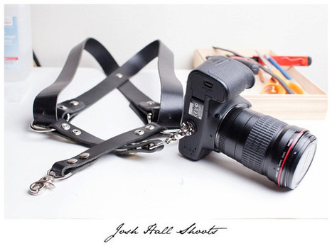 DIY: Leather Dual Camera Harness for $70 | Holdfast Moneymaker style | Photography Gear News | Scoop.it
